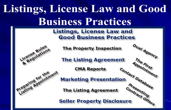 Listings-License-Law-and-Good-Business-Practices_WP